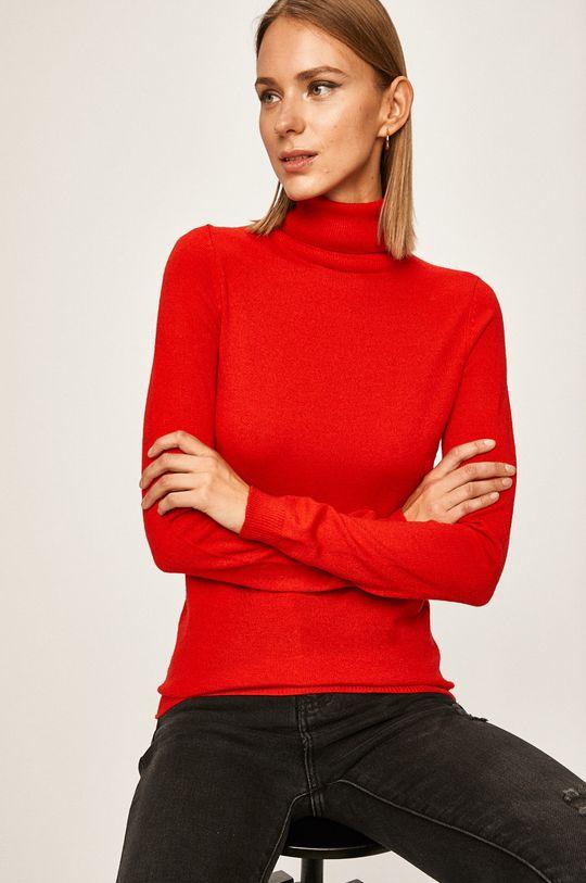 rosu Answear - Pulover De femei