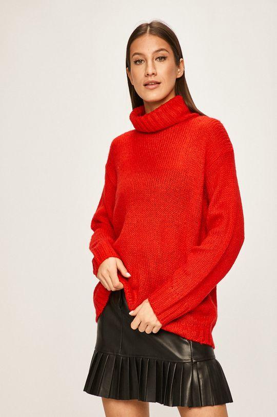 rosu ascutit Answear - Pulover De femei