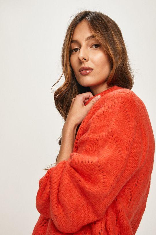 pomarańczowy Answear Lab - Sweter