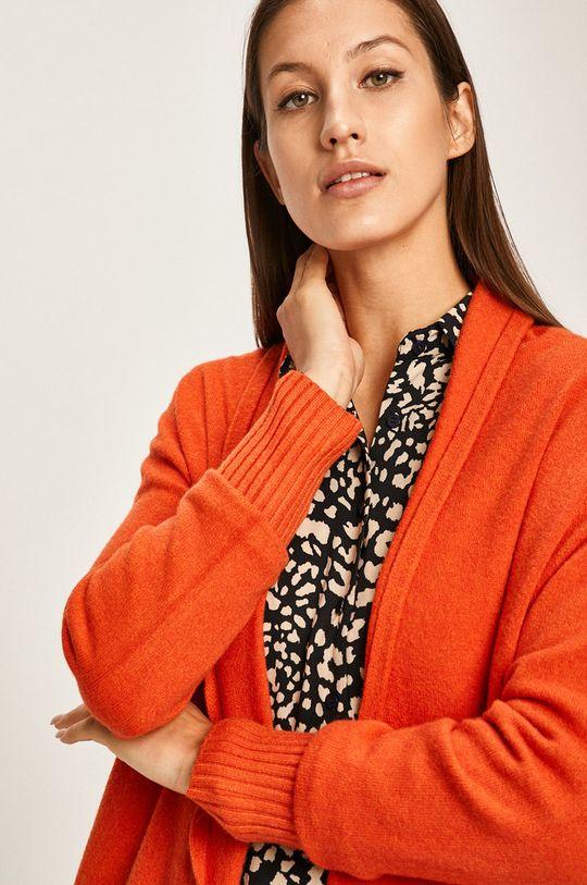 portocaliu Answear - Cardigan