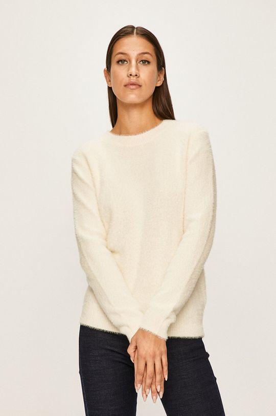 biały Answear - Sweter Damski