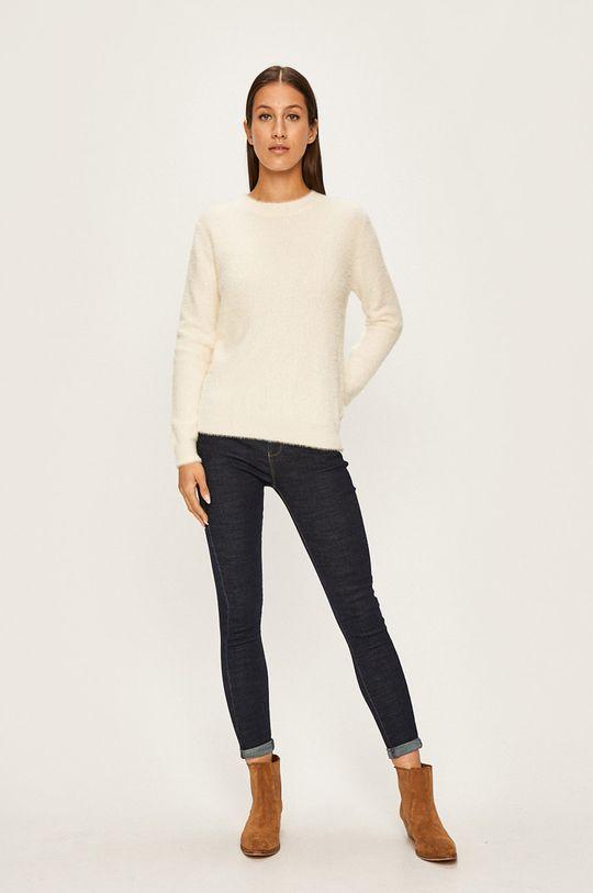 Answear - Sweter biały