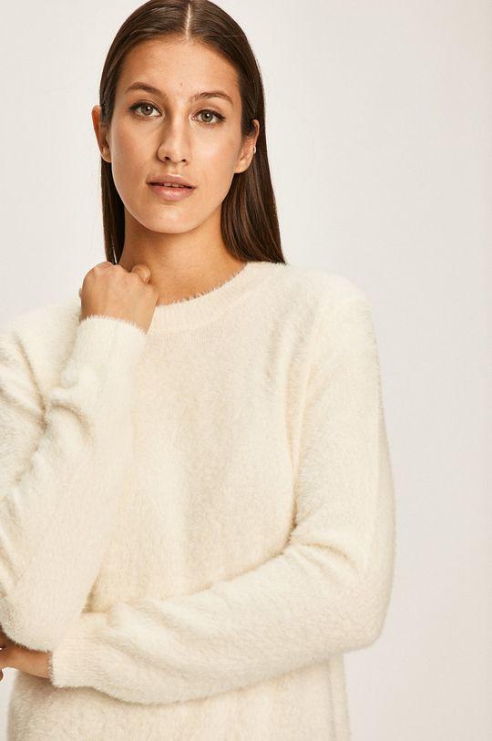 biały Answear - Sweter