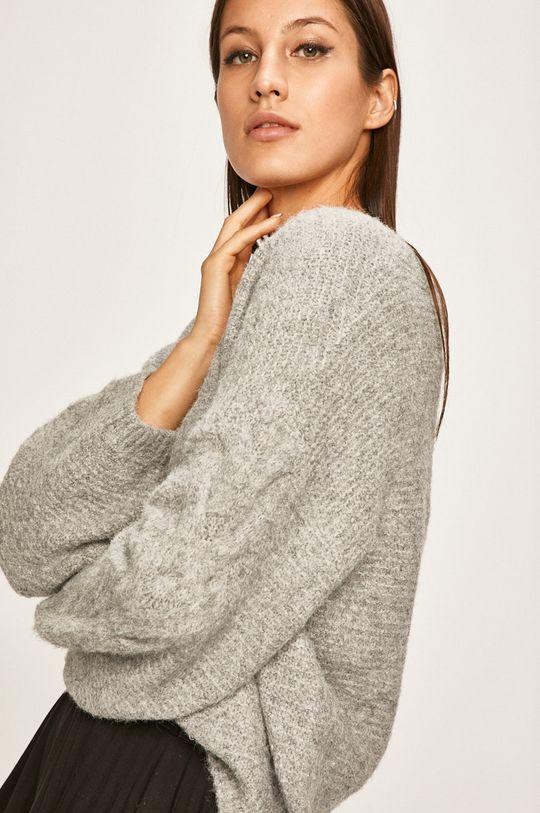 gri Answear - Pulover De femei