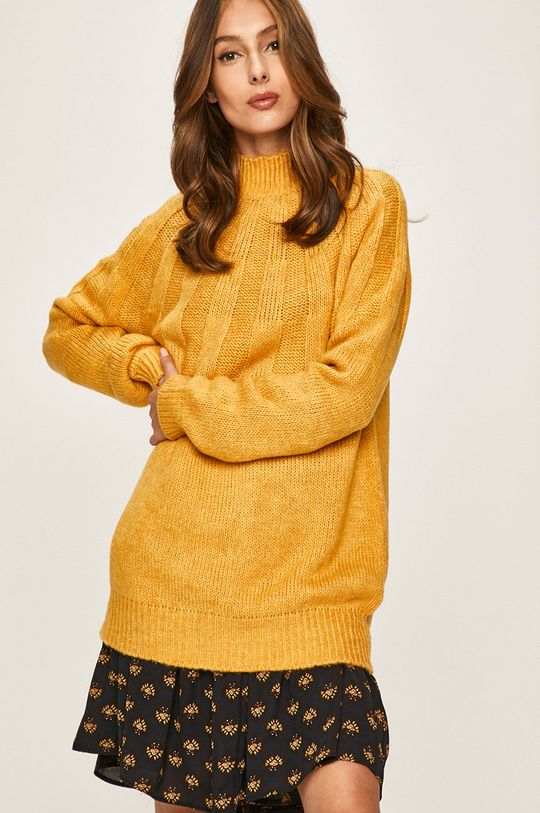 mustar Answear - Pulover