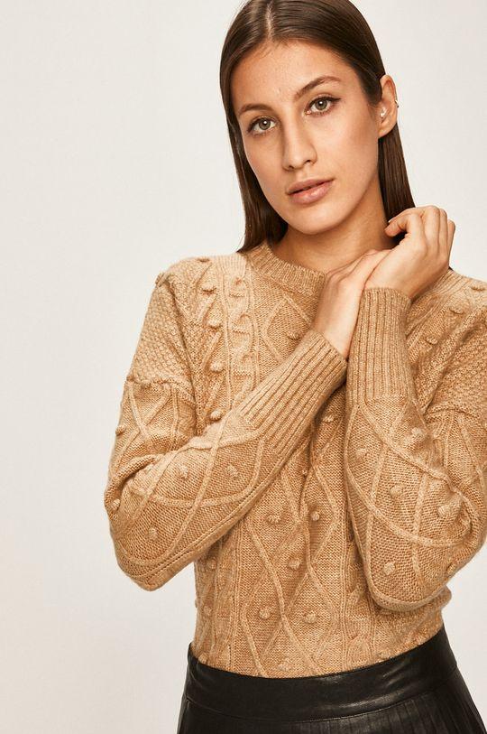 maro auriu Answear - Pulover De femei