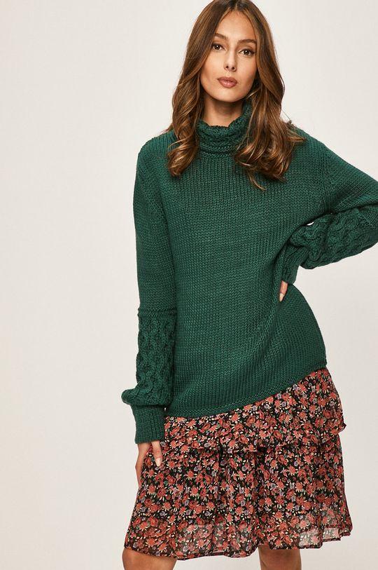 verde Answear - Pulover