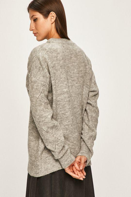 Answear Lab - Sweter 70 % Akryl, 10 % Moher, 10 % Poliamid, 10 % Wełna