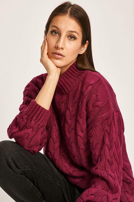 violet Answear - Pulover De femei
