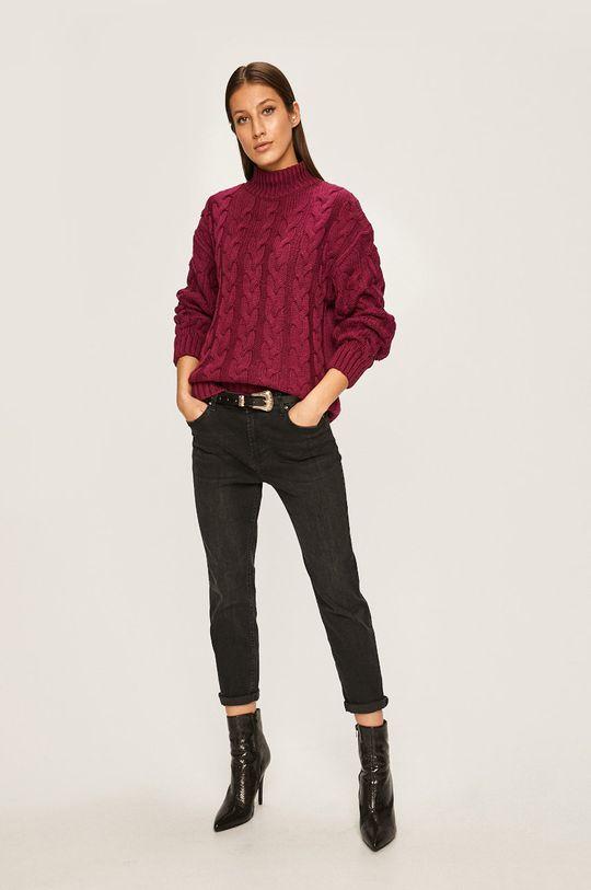Answear - Pulover violet
