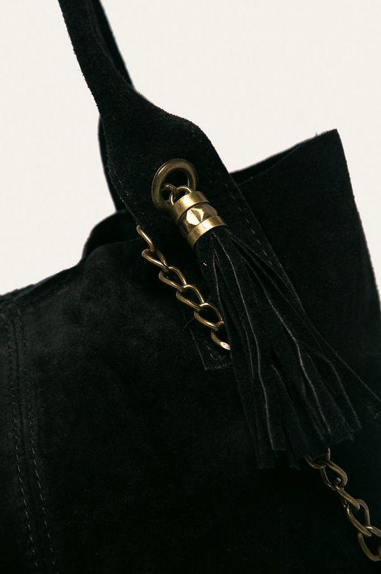 Answear - Kožená kabelka  100% Prírodná koža