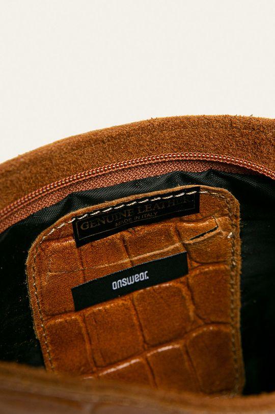 Answear - Poseta de piele Materialul de baza: 100% Piele naturala