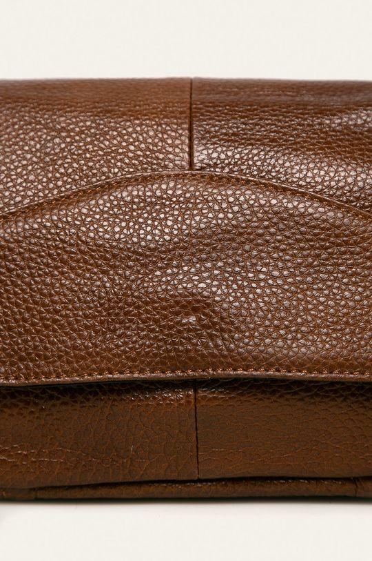 Answear - Poseta de piele maro