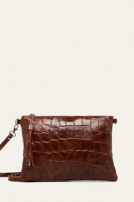 maro Answear - Poseta de piele De femei