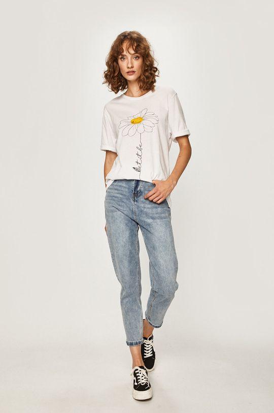 Answear - Tričko biela
