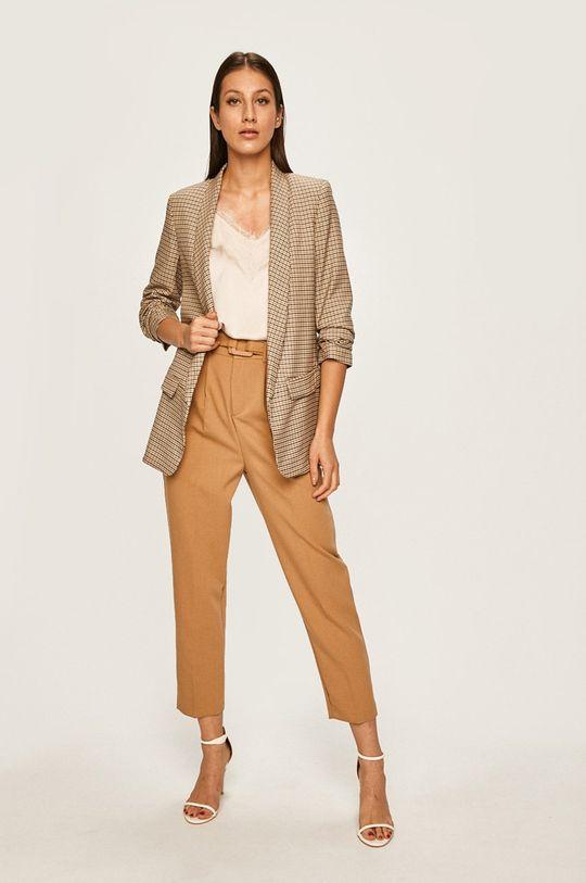 Answear - Bluza culoarea tenului