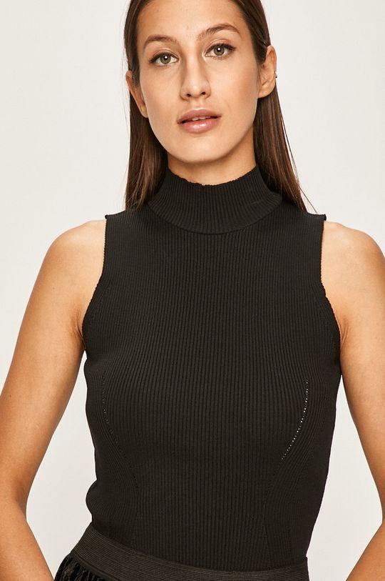 negru Answear - Top De femei
