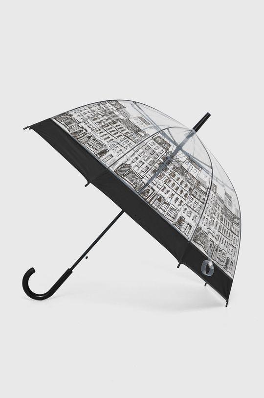 transparentny Answear Lab - Parasol Damski