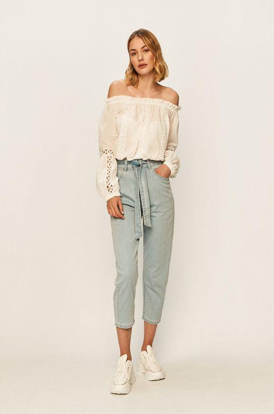Answear - Bluzka biały