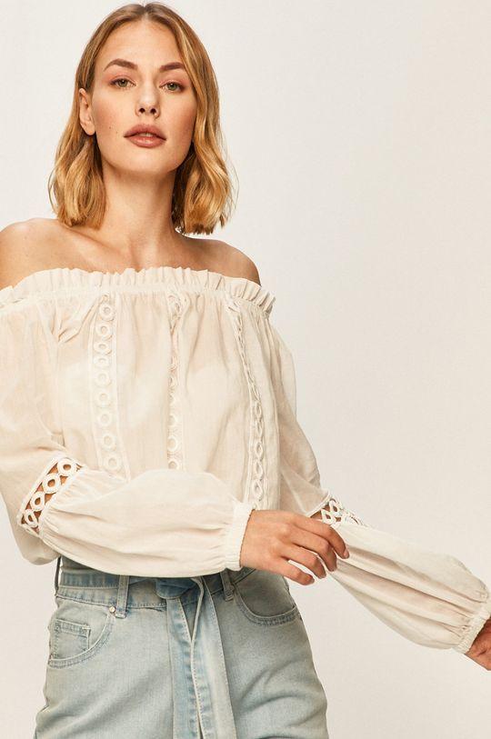 biały Answear - Bluzka