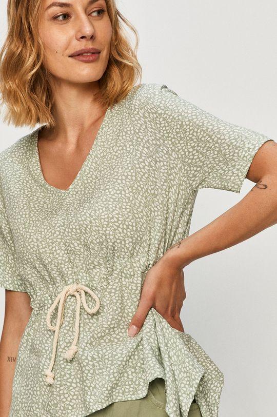 menta Answear - Bluza Answear Lab De femei