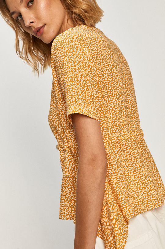 galben Answear - Bluza De femei