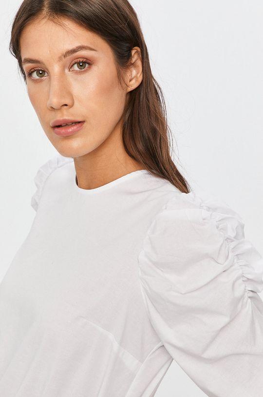 biela Answear - Blúzka Answear Lab