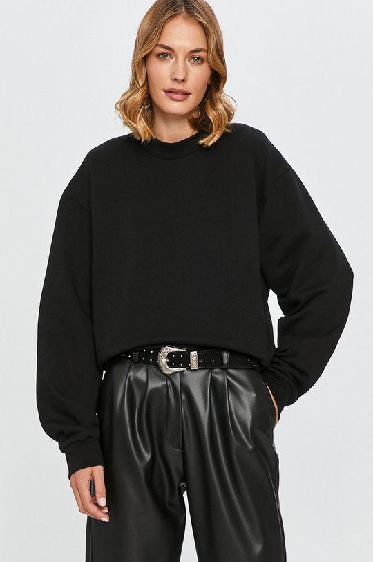 negru Answear Lab - Hanorac de bumbac De femei