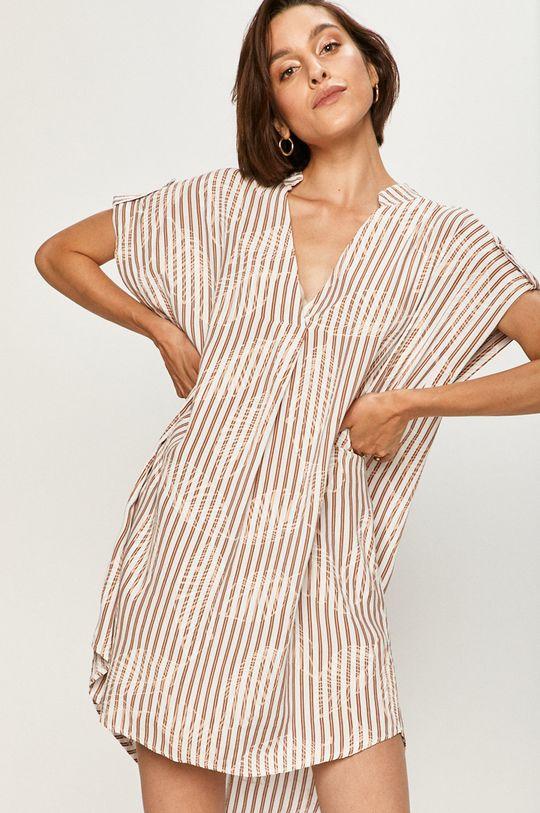 bej Answear - Rochie Answear Lab De femei