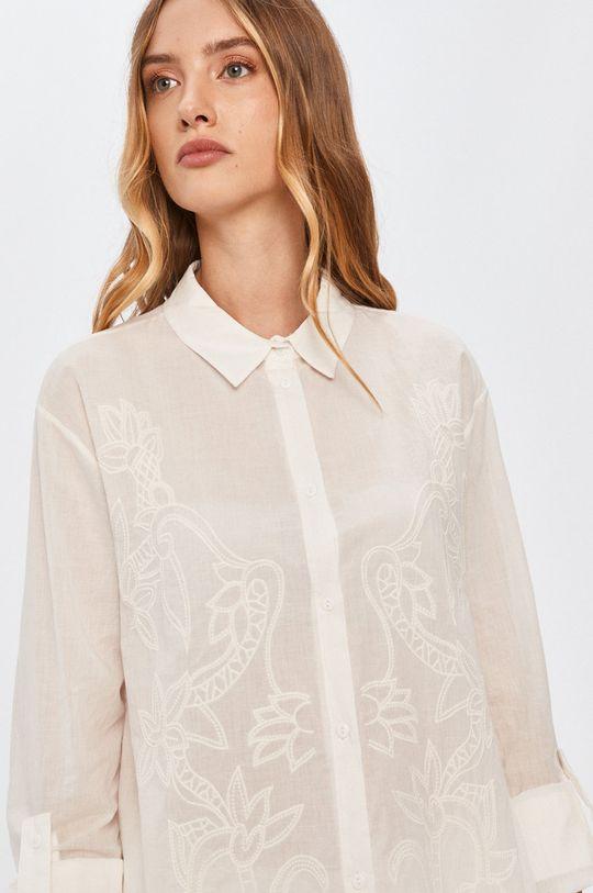 biela Answear - Košeľa Answear Lab Dámsky