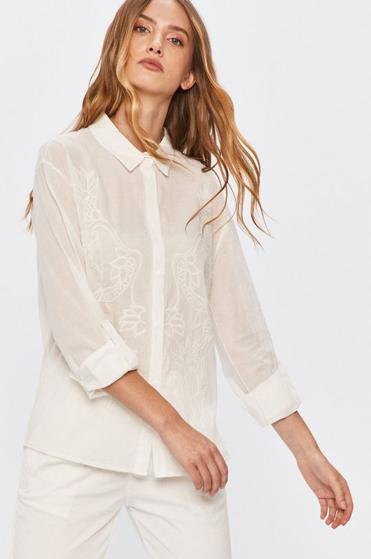 biela Answear - Košeľa Answear Lab
