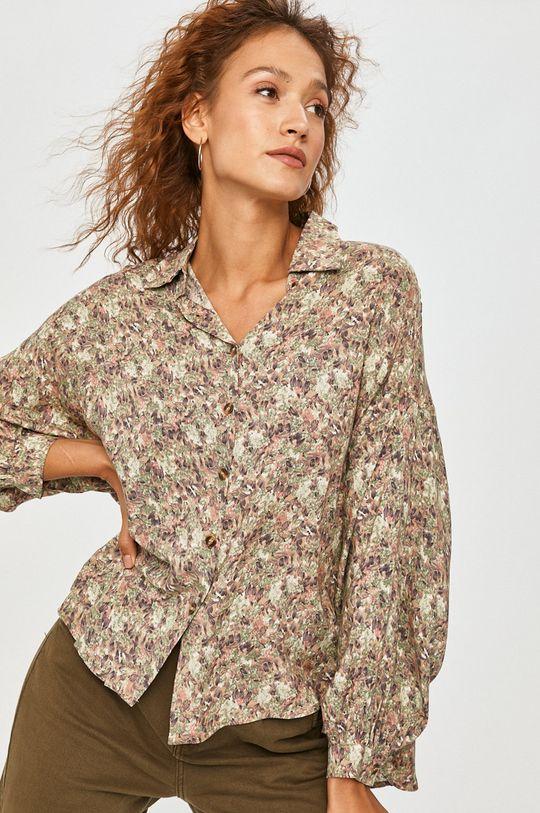béžová Answear Lab - Košile Dámský