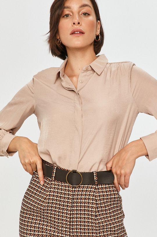 béžová Answear Lab - Košeľa