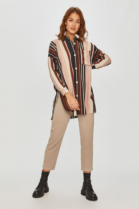 Answear Lab - Koszula multicolor