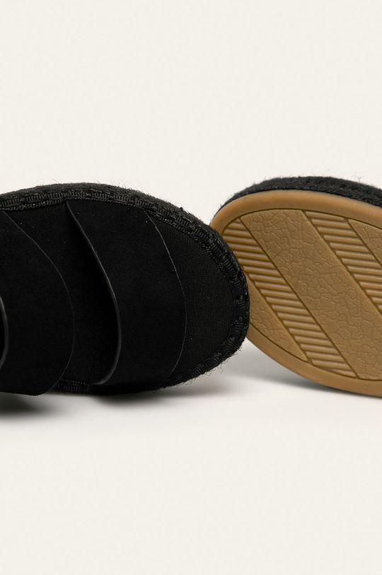 Answear - Sandály Coura  Svršek: Textilní materiál Vnitřek: Umělá hmota, Textilní materiál Podrážka: Umělá hmota