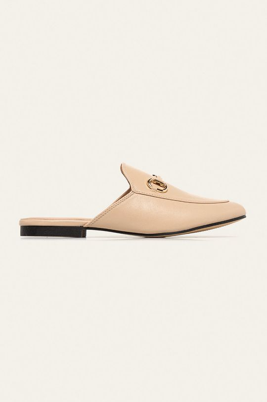 béžová Answear - Pantofle Belle Woman Dámský