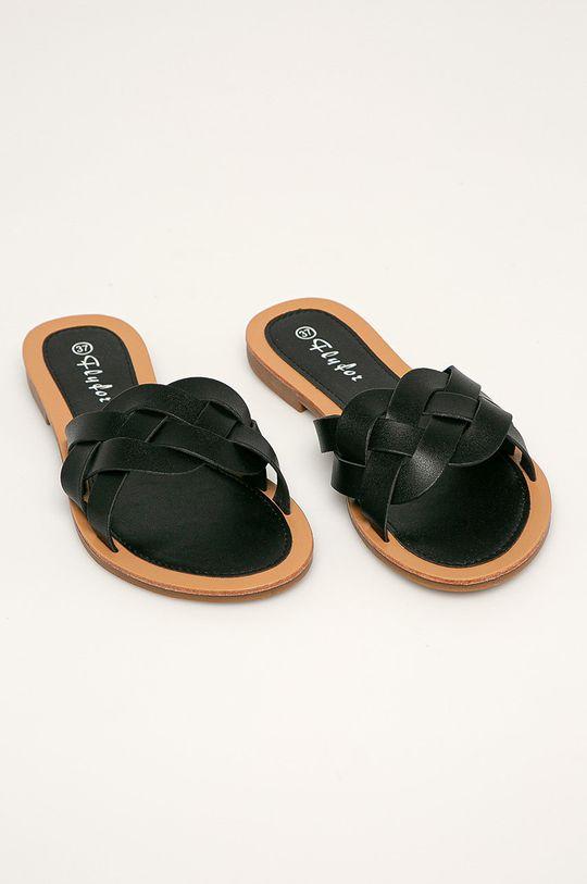 Answear - Pantofle FlyFor černá