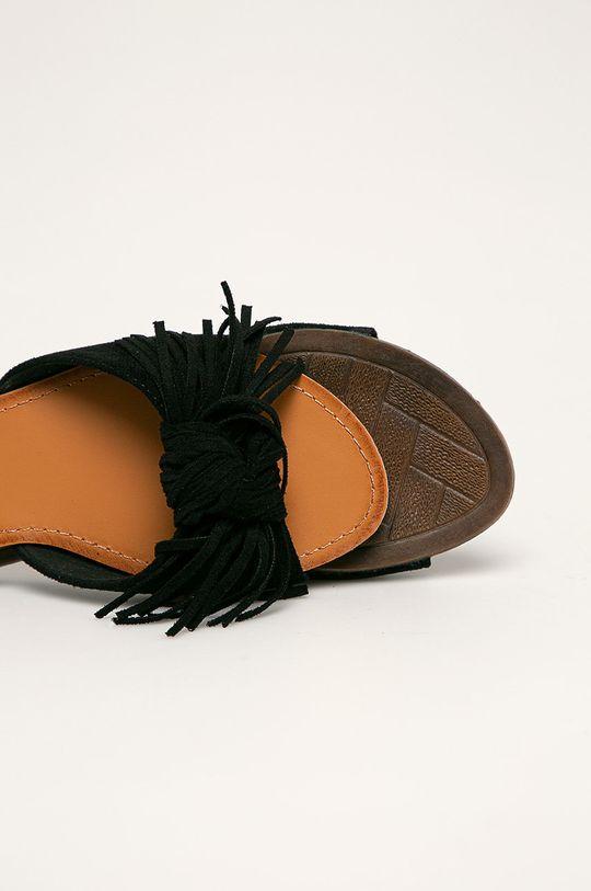 Answear - Шльопанці FlyFor  Халяви: Текстильний матеріал Внутрішня частина: Синтетичний матеріал Підошва: Синтетичний матеріал