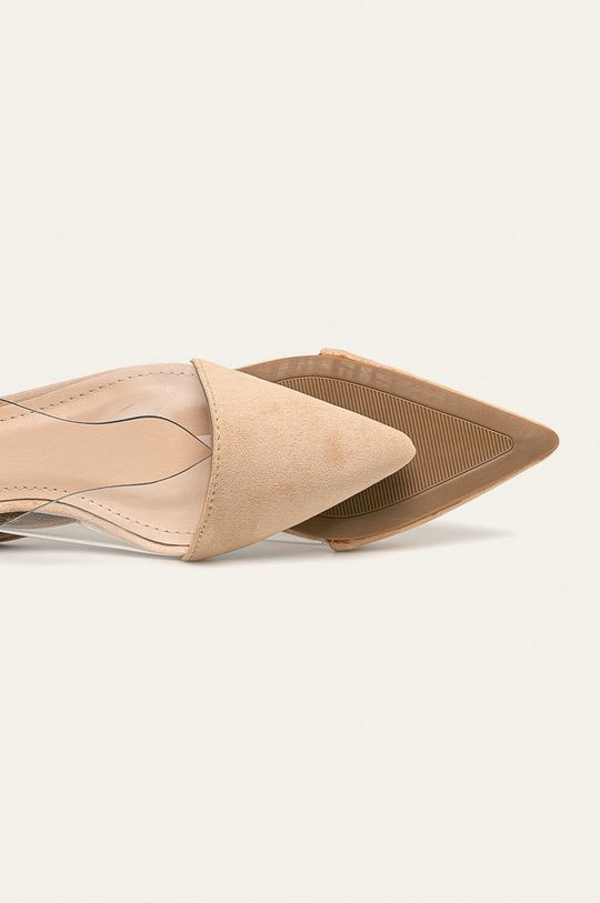Answear - Papuci Answear Lab  Gamba: Material sintetic, Material textil Interiorul: Material sintetic Talpa: Material sintetic