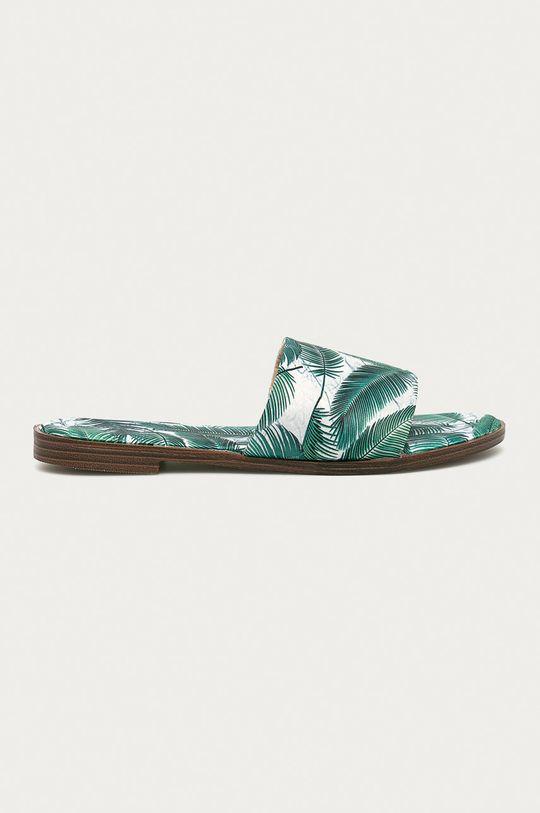 verde Answear - Papuci Answear Lab De femei