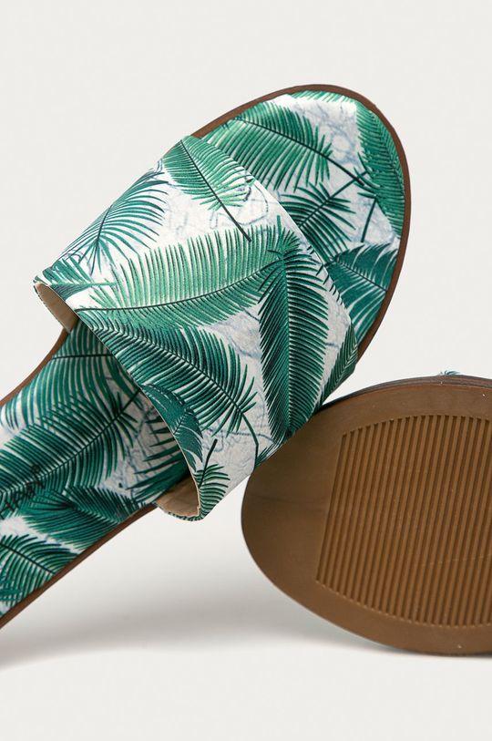 verde Answear - Papuci Answear Lab