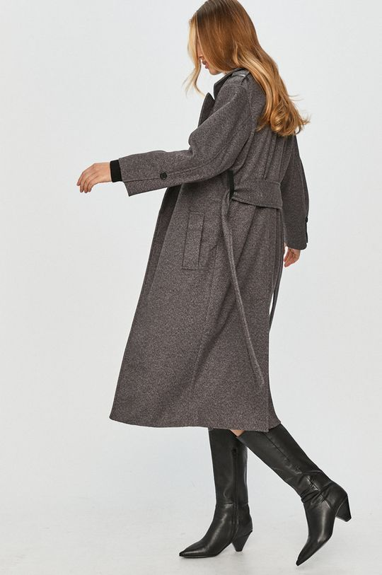 gri Answear Lab - Palton