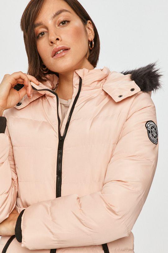 růžová Answear Lab - Bunda