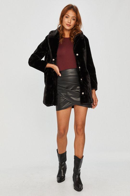 Answear Lab - Płaszcz czarny