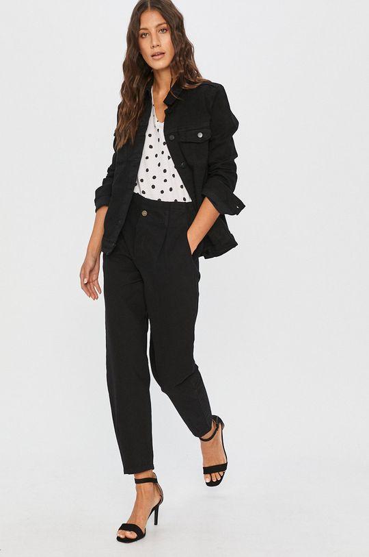 Answear - Rifľová bunda Answear Lab čierna