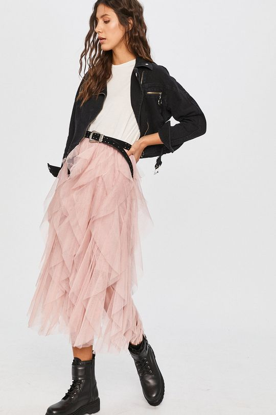 Answear - Geaca jeans Answear Lab negru