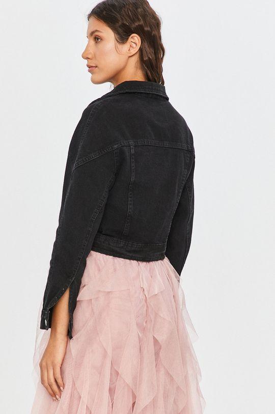 Answear - Geaca jeans Answear Lab  100% Bumbac