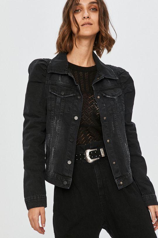 чёрный Answear Lab - Джинсовая куртка Женский