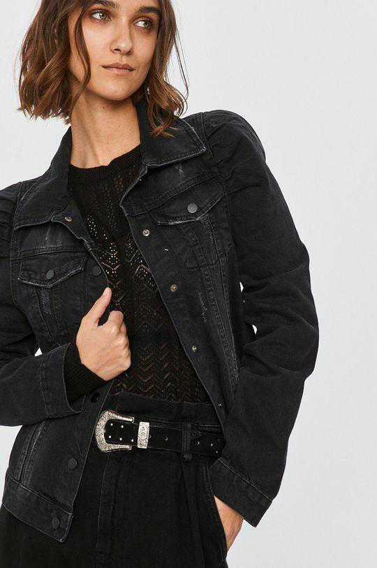 чёрный Answear Lab - Джинсовая куртка