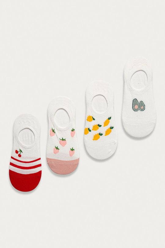 vícebarevná Answear Lab - Kotníkové ponožky (4-pack) Dámský